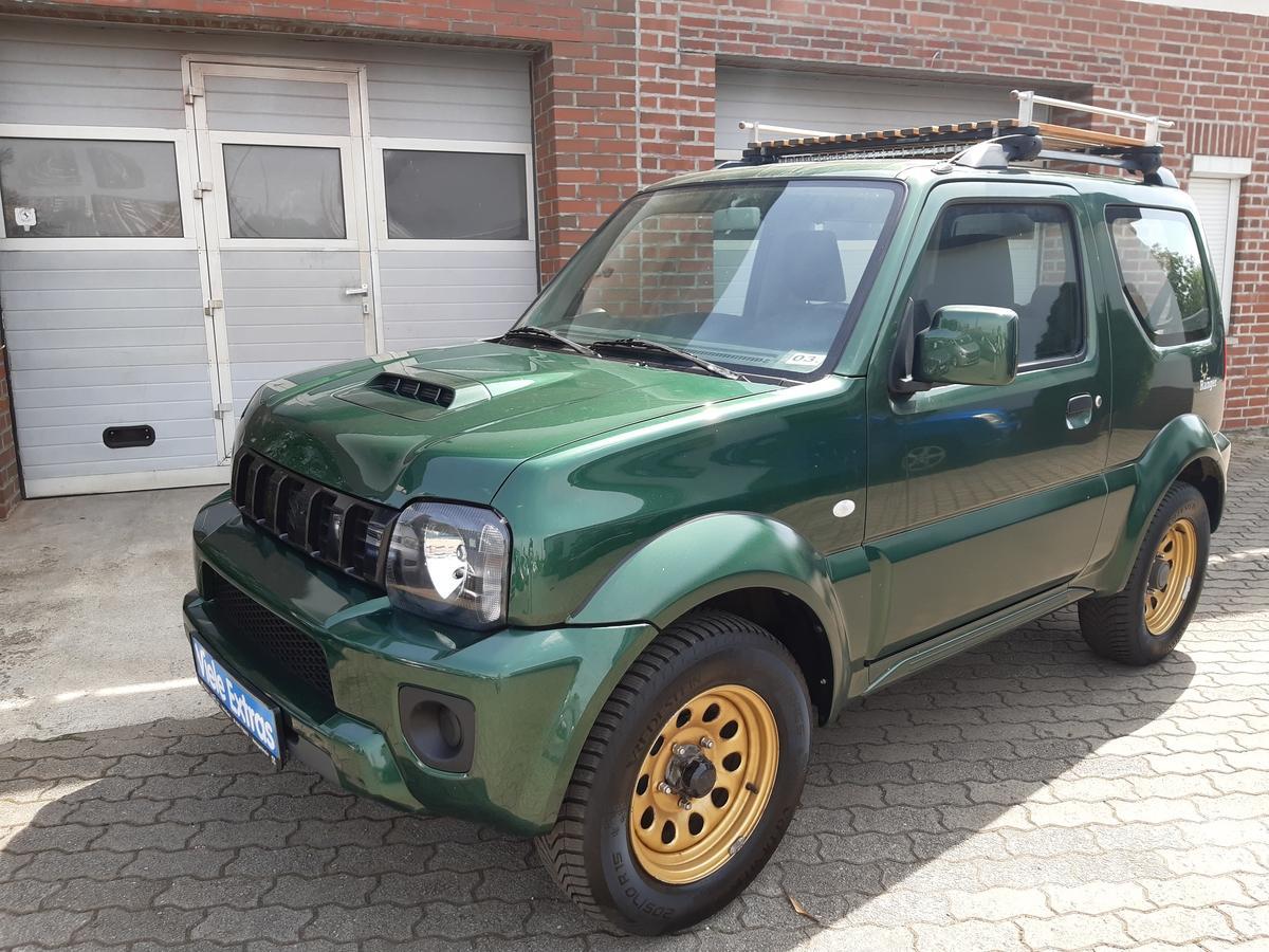 Suzuki Jimny 1.3 3T 4WD