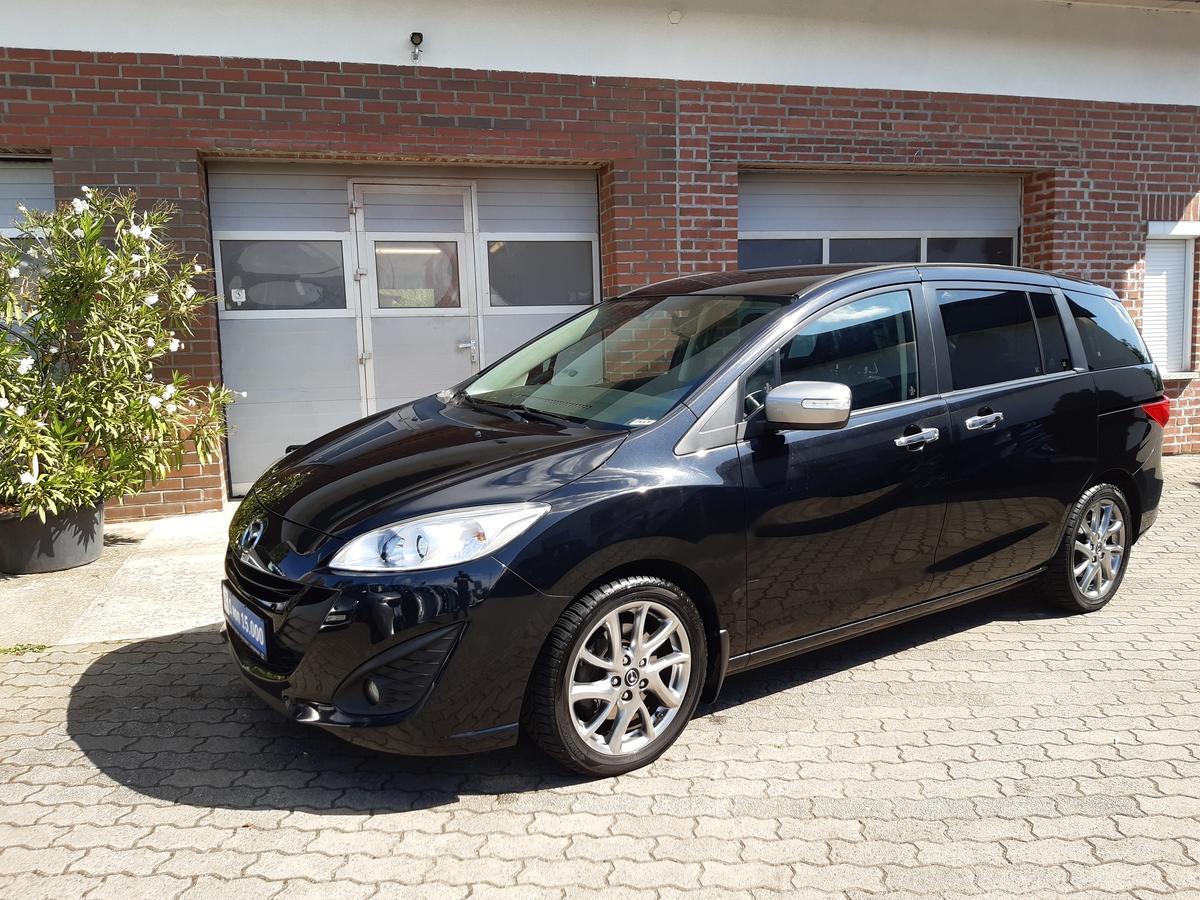 Mazda 5 1.8 MZR Sendo