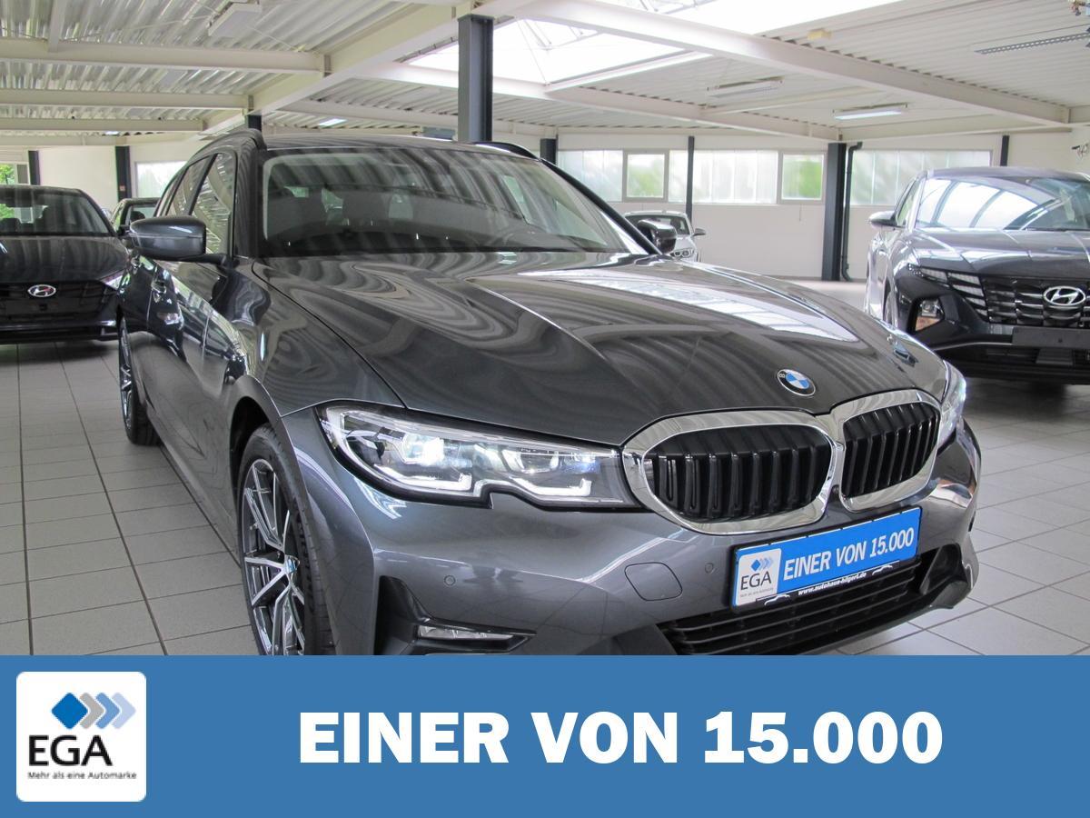 BMW 320d touring Mild Hybrid xDrive * Sportsitze* RFK*