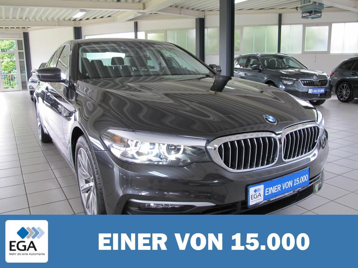 BMW 520d Mild Hybrid *HUD* RFK*BMW Live Cockpit Professional