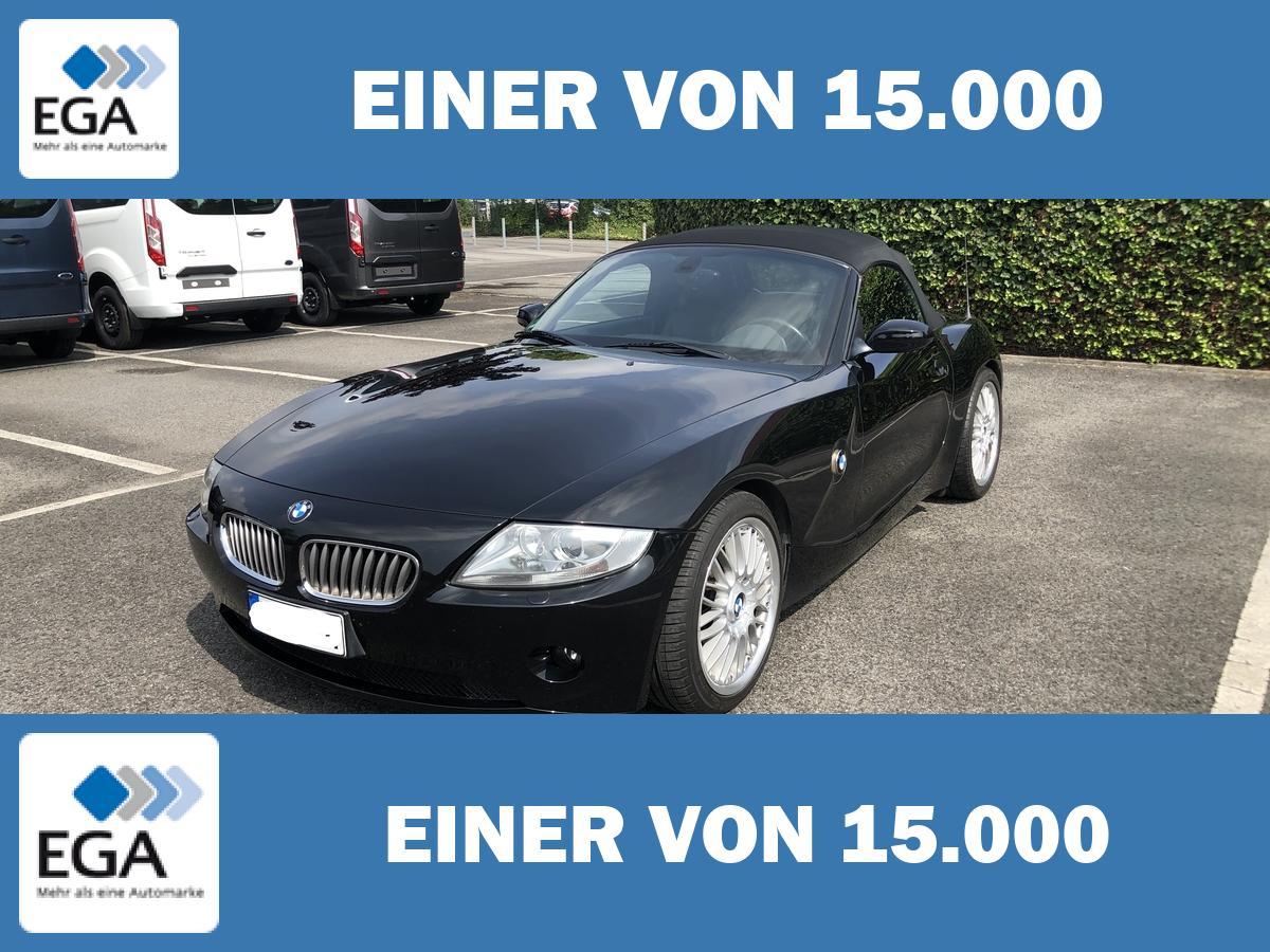BMW Z4 3.0i - NAVI + XENON + 18 Zoll + SITZHZG