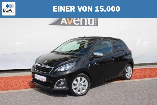 Peugeot 108 1.0 VTi TOP! *Klima*Bluetooth* Klima Navi