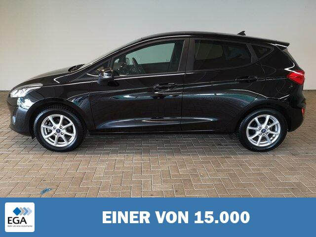 FORD FIESTA COOL & CONNECT NAVI / WINTER-PAKET / LMF