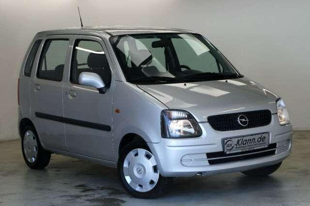 Opel Agila 1.0 60PS Edition Klimaanlage 46.601 KM