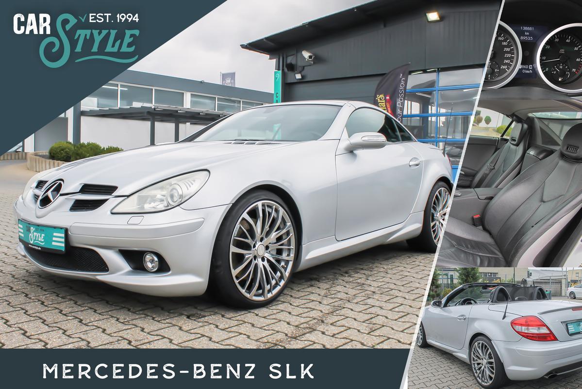 Mercedes-Benz SLK 350 AMG BI-Xenon SHZ AUT NAVI Airscarf Harman/kardon