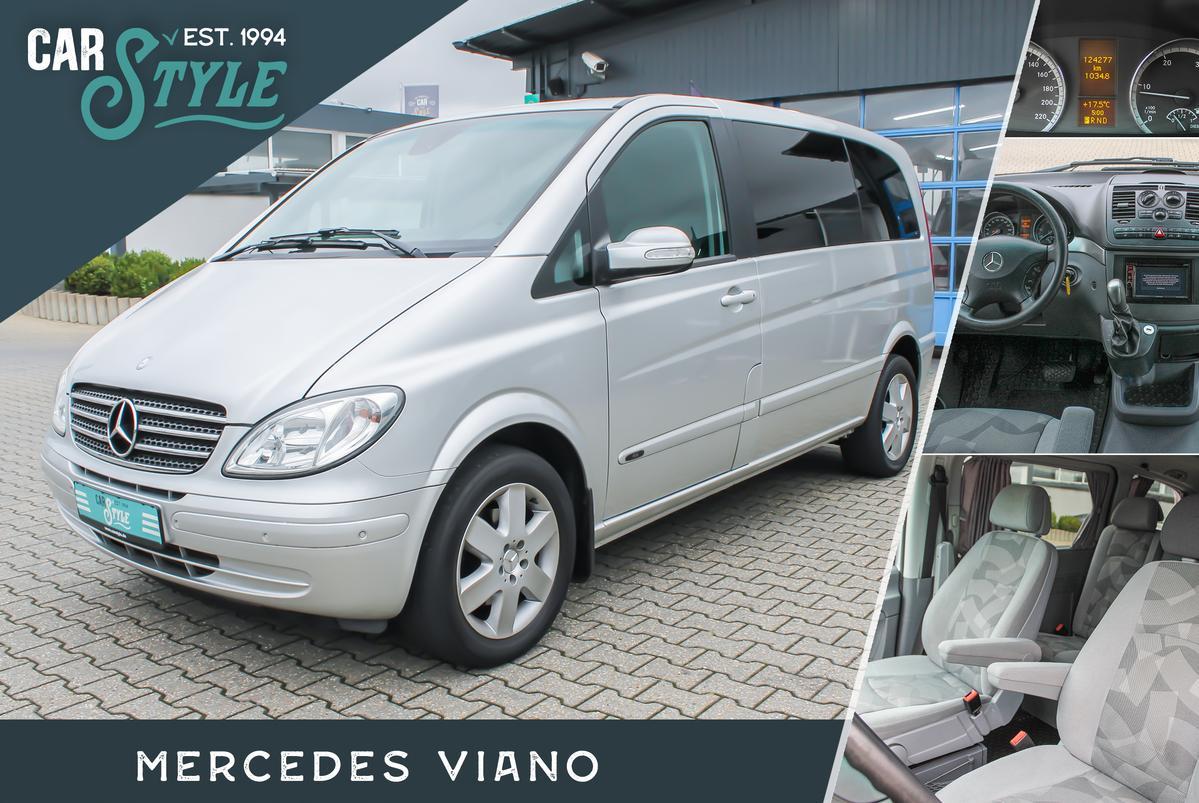 Mercedes-Benz Viano 2.2 CDI PDC AUT NAVI SHZ