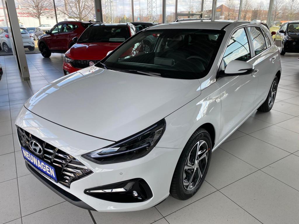 Hyundai i30 HB 1.0 T-GDI 48V Style *SOFORT*FACELIFT 2021*LED*Navi*Klimaauto*PDC*