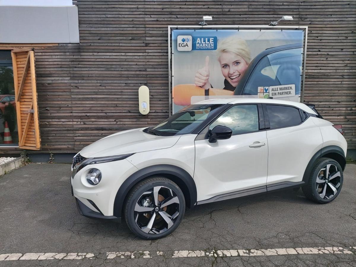 Nissan Juke Tenka Bose NC Tageszulassung 07/2020