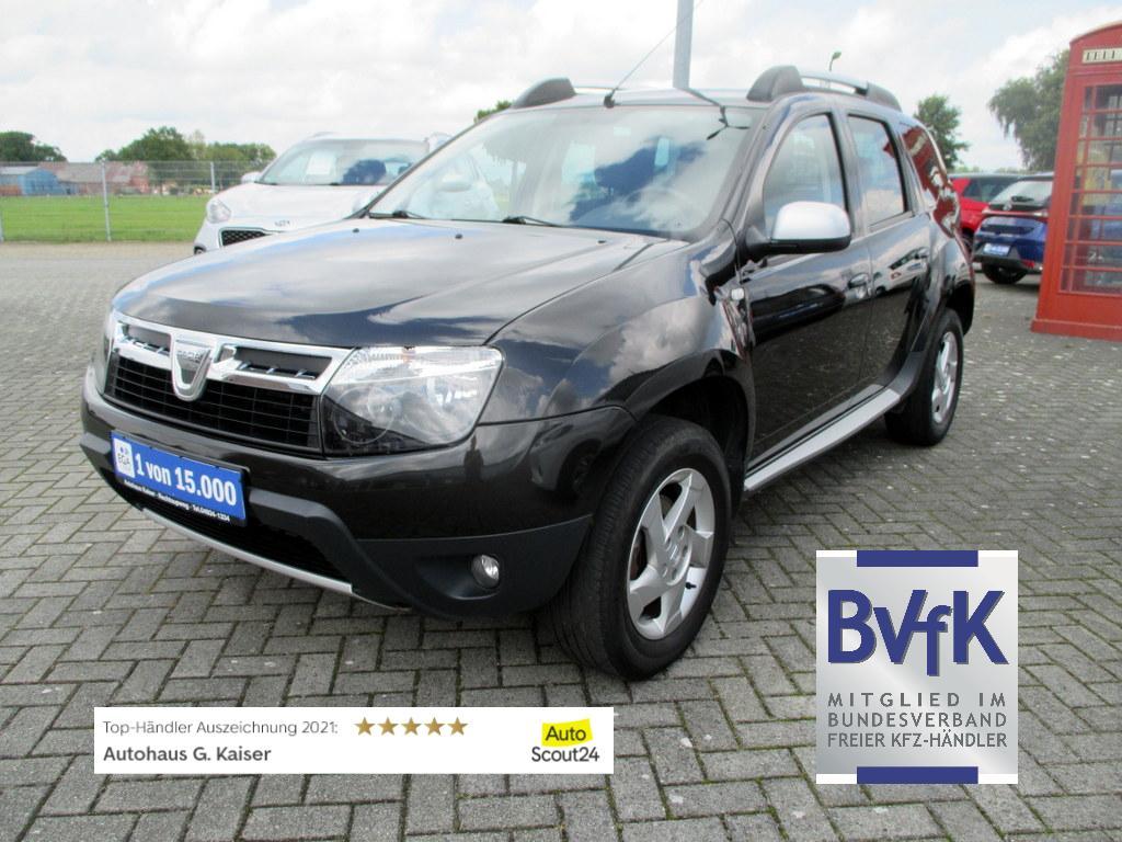 Dacia Duster Prestige 4x4 # Leder # AHK # Klima # Alu # 1. Hand