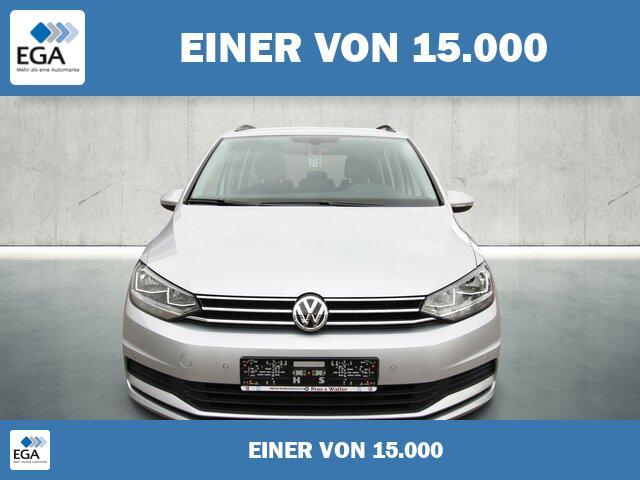 VW Touran 1.5 TSI 7-DSG Comfortline AHK+ACC+7-SITZ