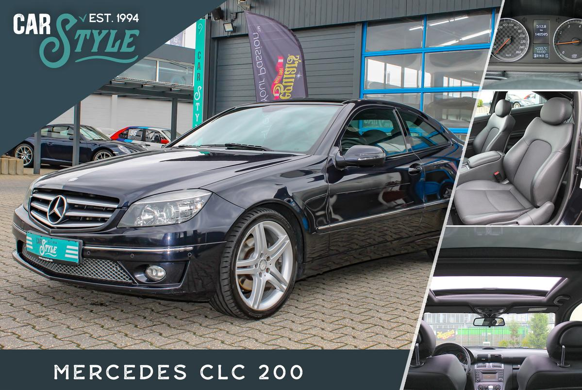 Mercedes-Benz CLC 200 Kompressor Sport-Paket PDC SHZ AUT PANORAMA
