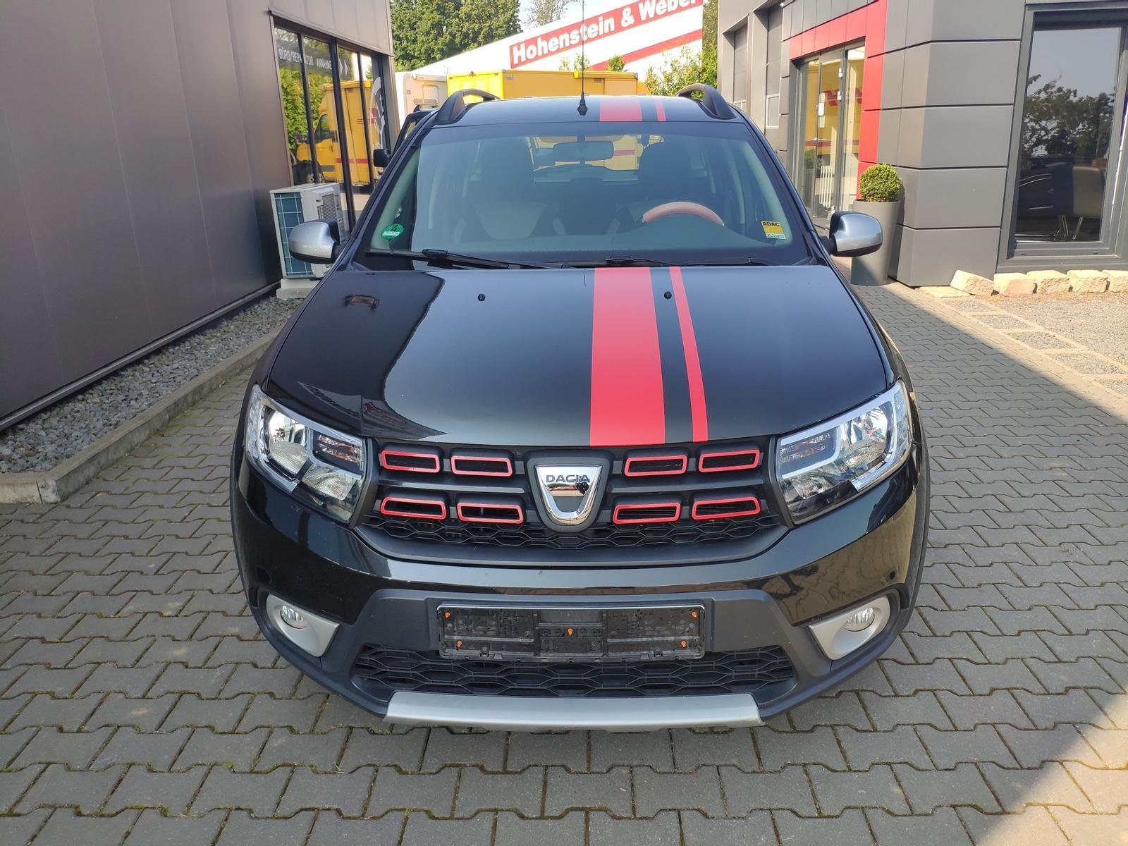 Dacia Logan Kombi Stepway Automatik Navi*Kamera*Tempo