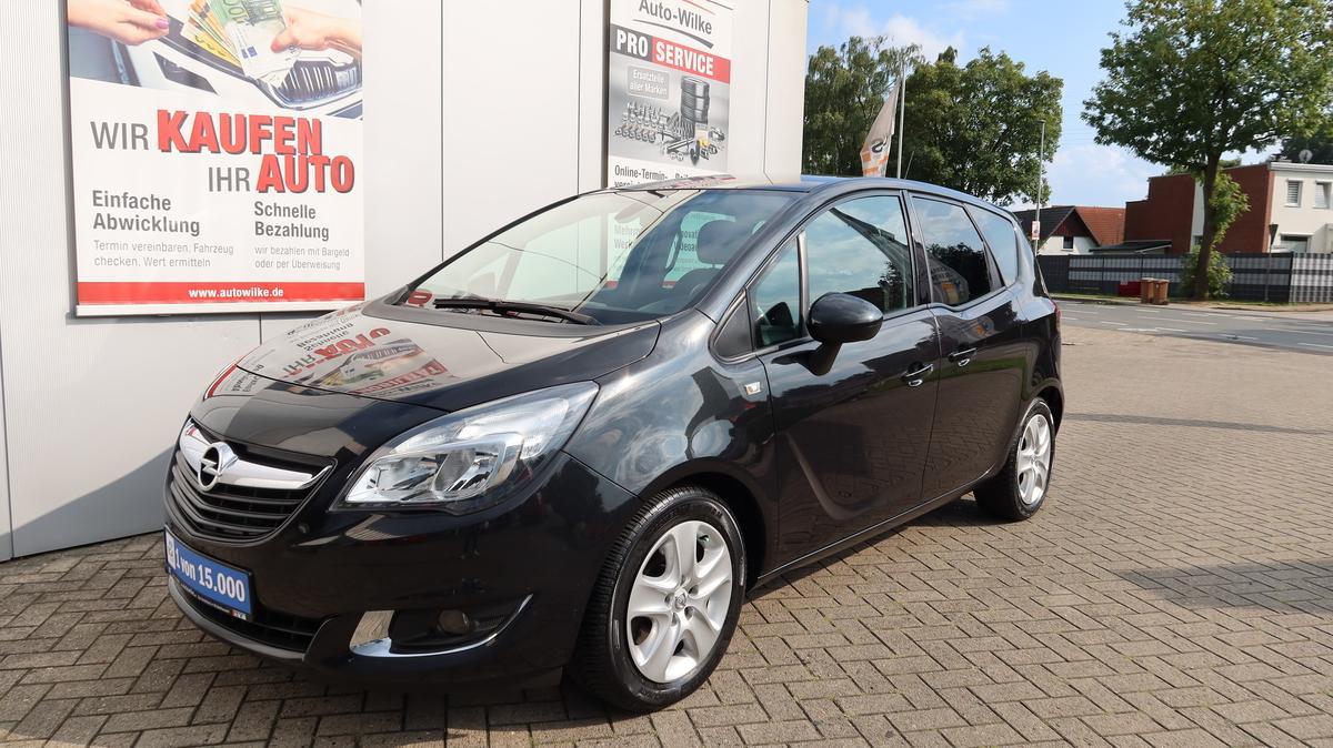 Opel Meriva B 1.4 Edition *SHZ*PDC*AUT*ALLWETTER*