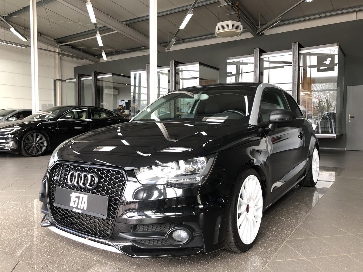 Audi A1 1.2 TFSI Ambition Navi Klima* PDC SHZ