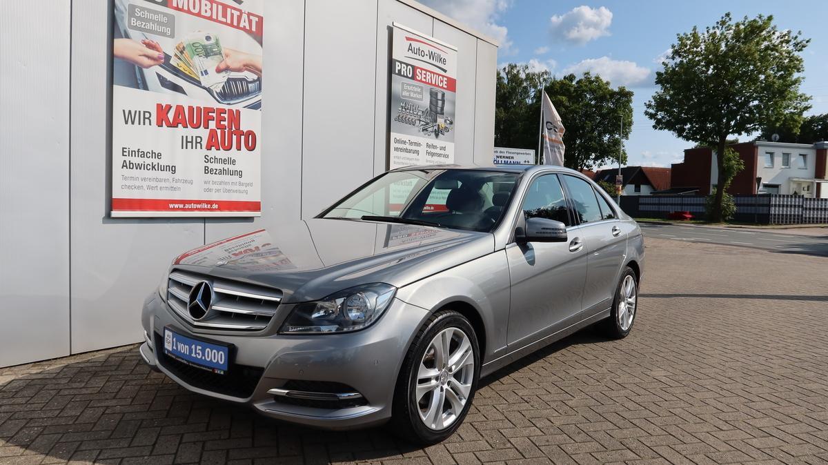 Mercedes-Benz C 180 Avantgarde*Automatik*Sitzheizung*PDC