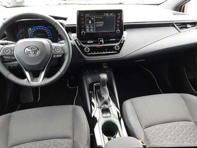 Toyota Corolla Touring Sports 1.8 Hybrid 122PS Automatik Team Deu