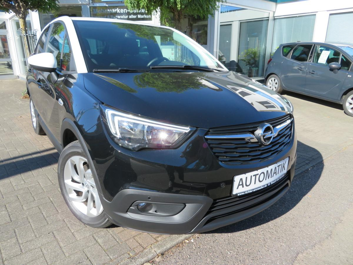 Opel Crossland X 1.2 Turbo Edition AT Kamera