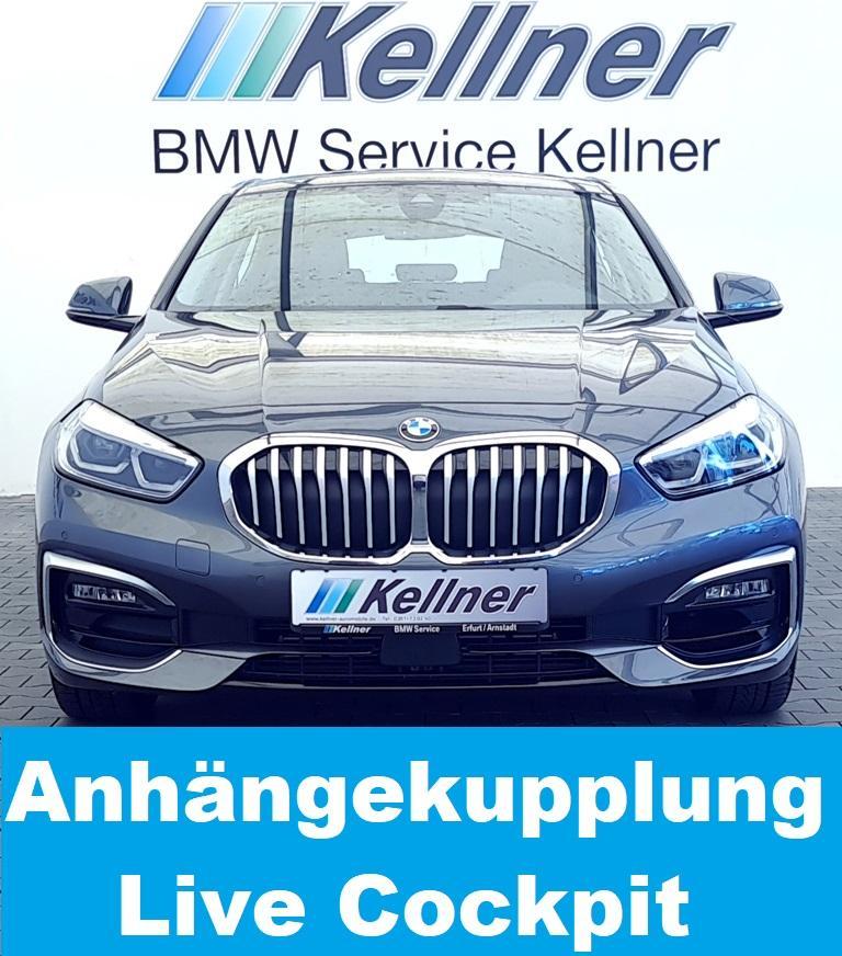 BMW 118i Luxury Line, Anhängekupp., Live Cockpit