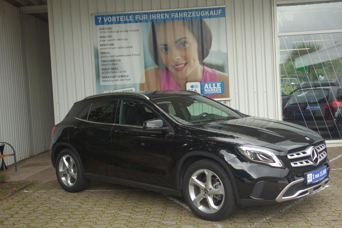 Mercedes-Benz GLA 180 Urban NAVI*LED*ALU*SHZG*PTS AKT*DAB*BTH*PRIVACY*FL-A