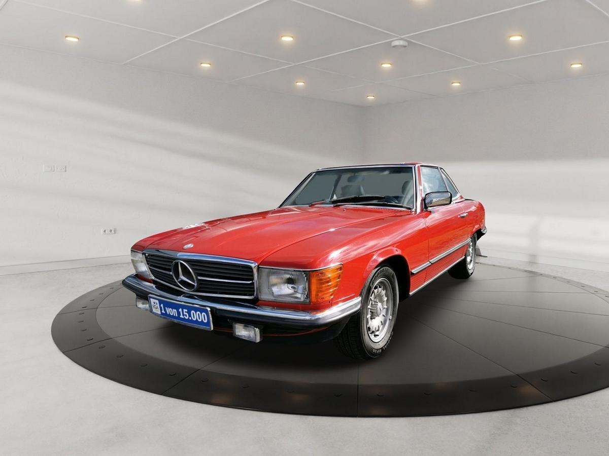 Mercedes-Benz SL 500  SL Klima, echtes Leder,  2+2 Sitzer, H-Gutachten 2-