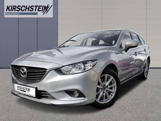 Mazda 6 Kombi Business-Line 2.2 Sitzh. DAB Bluetooth
