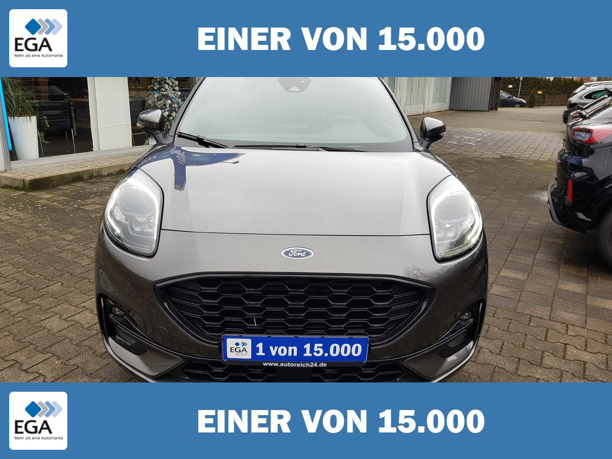 Ford Puma ST-Line AUTOMATIK Winterp. 5J. Garantie