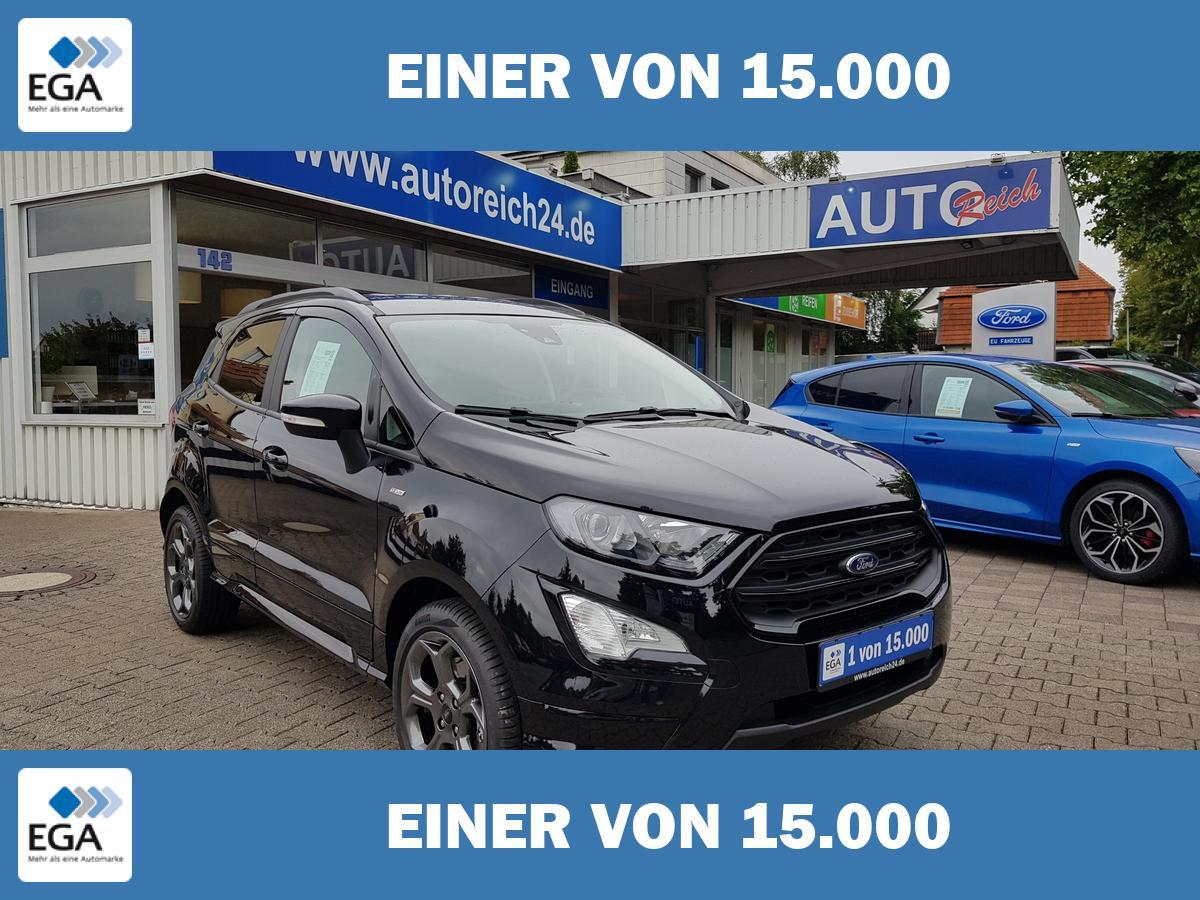 Ford EcoSport 1,0 EcoB. ST Line Navi Winterp. 5J. Garantie