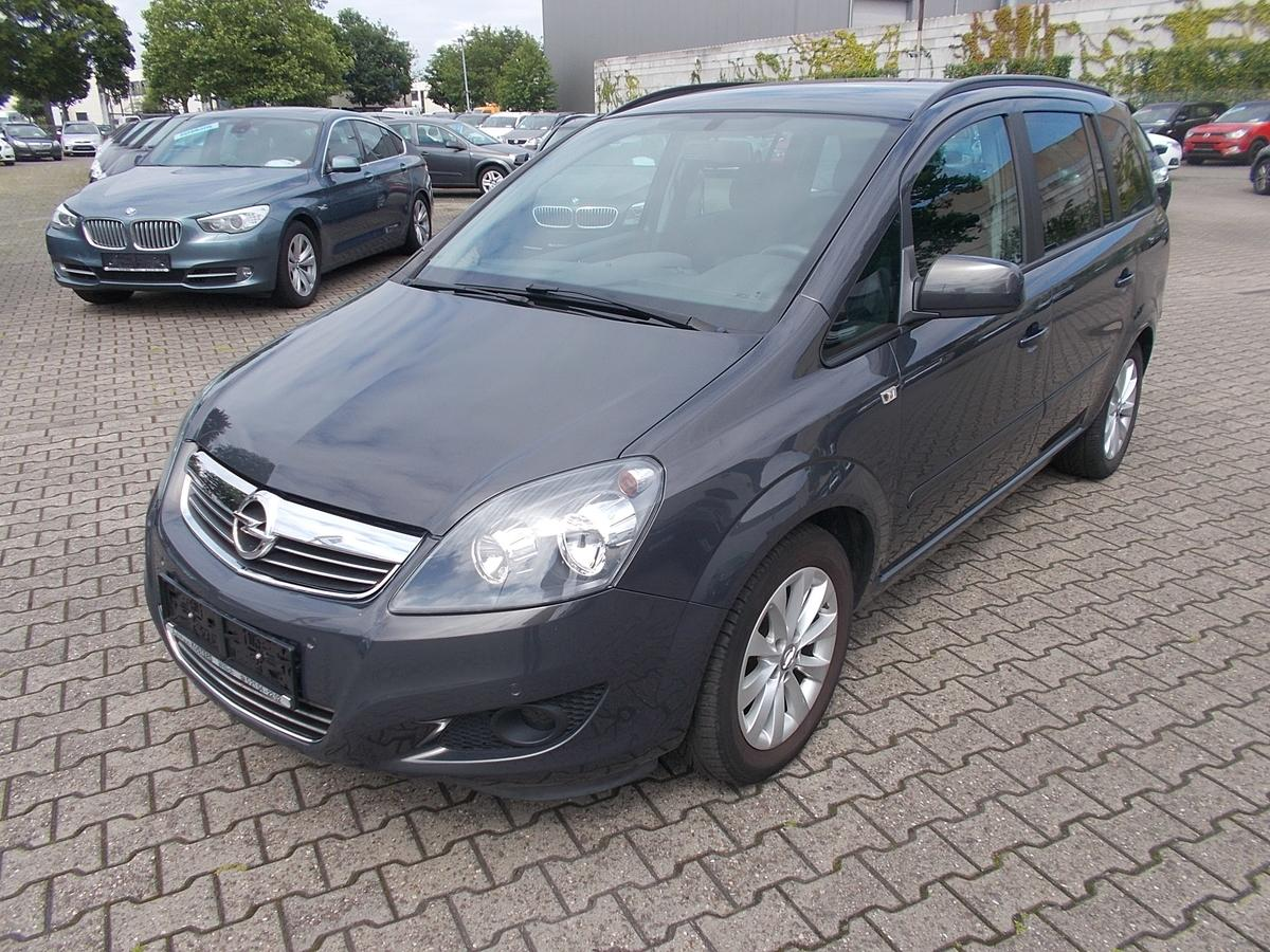 Opel Zafira Family 1.8 Navi 7 Sitze Alu PDC Klimaaut.
