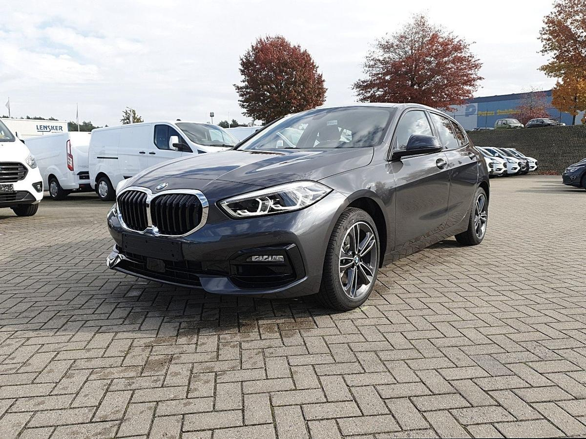 BMW 1er M Coupé1er - 118i Sport Line, Apple Car Play, Klimaaut.
