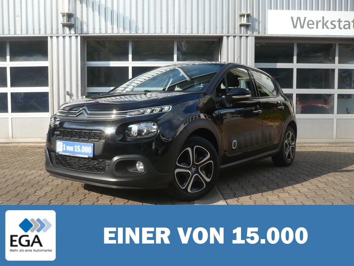 Citroën C3 PureTech 82 Shine - Navi/ Kamera/ Totwinkel-Assis./ Freis