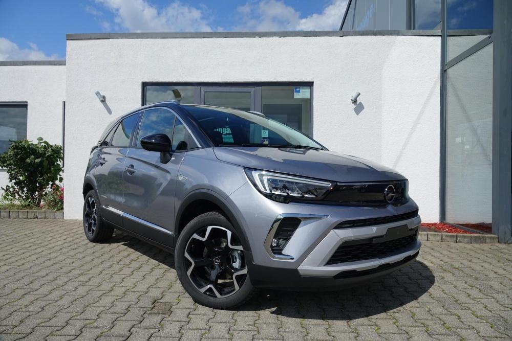 Opel Crossland Alcantara/Pano/Navi/LED/IntelliGrip !!