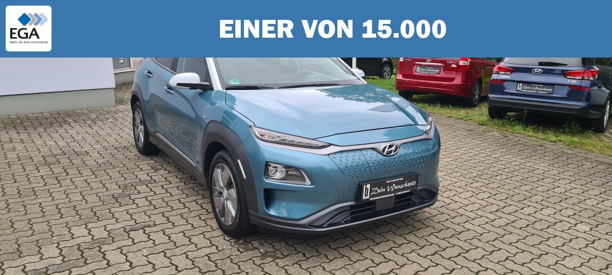 Hyundai Kona Elektro Premium-Paket Navi+Krell+LED+HeadUpDisplay