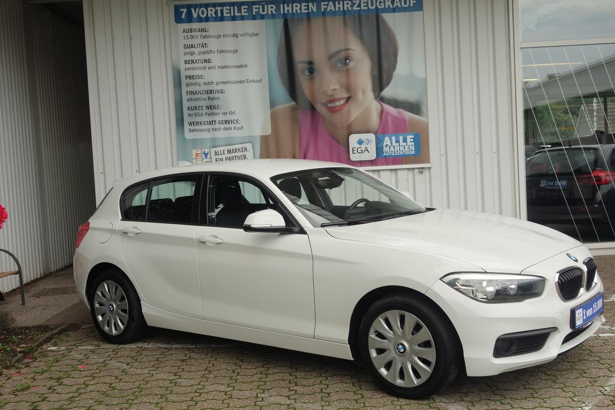 BMW 118i PDC*SITZHEIZUNG*BLUETOOTH*AUDIO PROFF