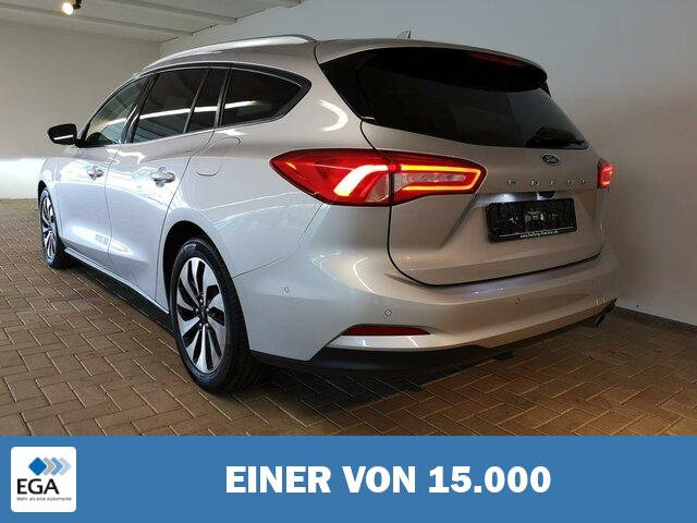 FORD FOCUS COOL & CONNECT NAVI / AHK / STANDHEIZUNG / W-PAKET
