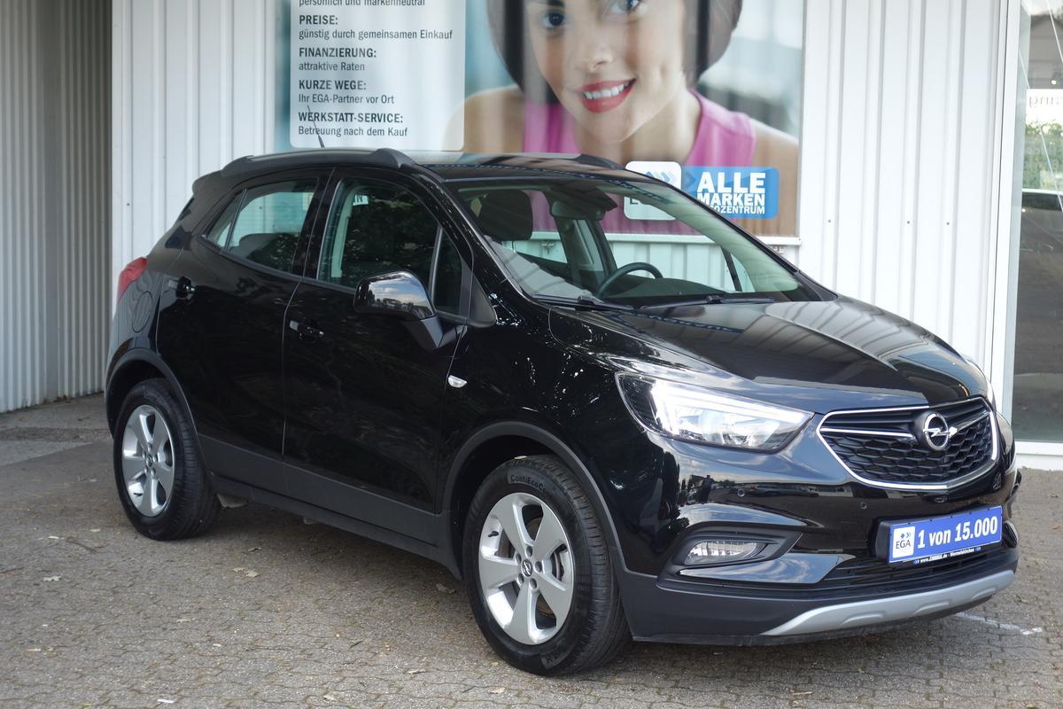 Opel Mokka X 1,4 SELECTIVE  NAVI 900 ALU BTH PDC KAMERA TEMPO AHK