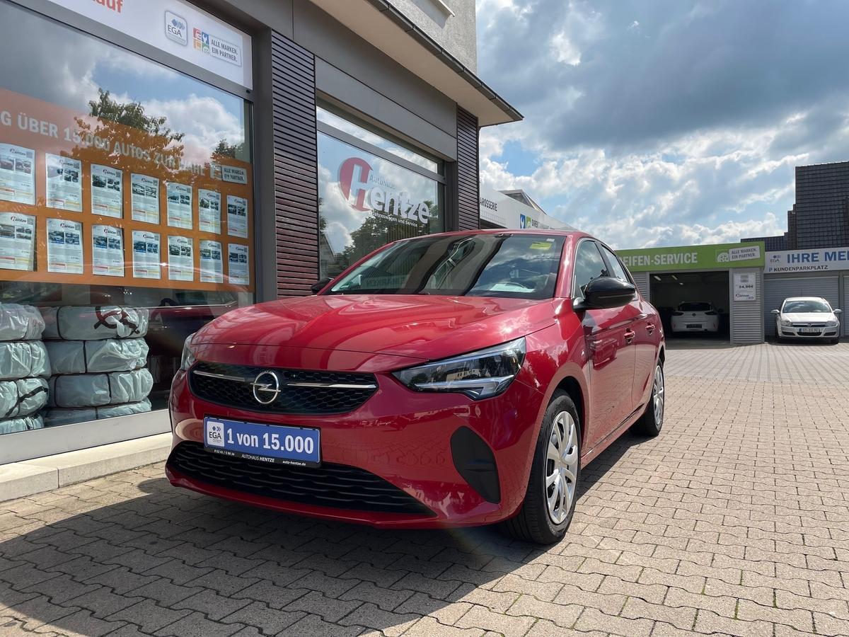 Opel Corsa F Edition Plus LED Automatik