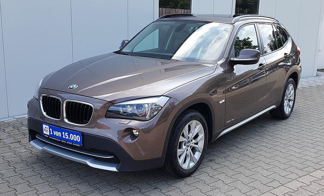 BMW X1sDrive 18d Klima*PDC*Navi*Xenon*Pano