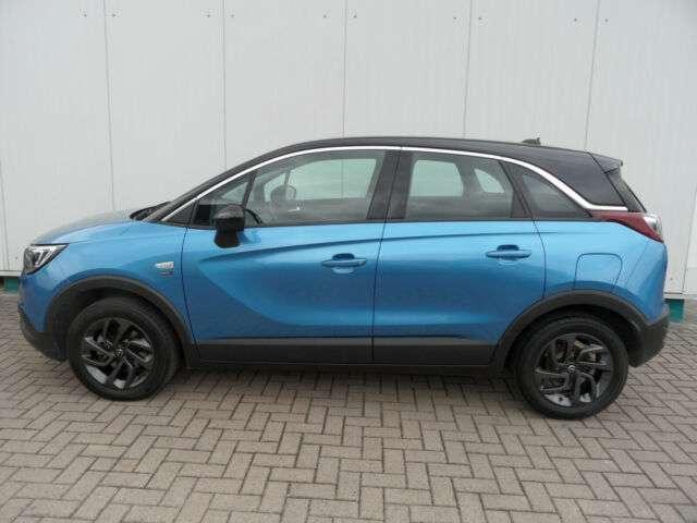 Opel Crossland X 1,2 Edition2020+180°Cam+Navi+LED+Alu