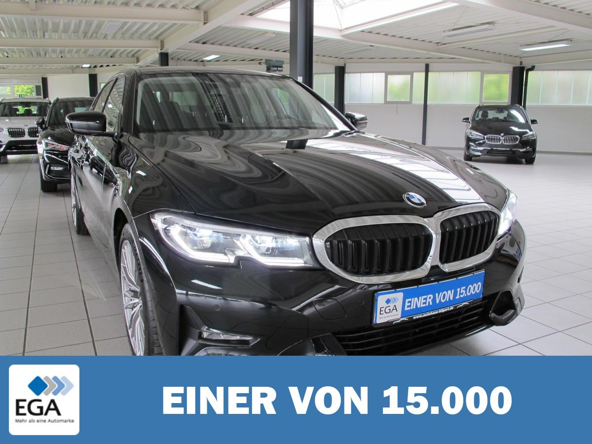 BMW 320i,Sport,Line,Laserlicht,HUD,Navi,PDC,Teillleder,18