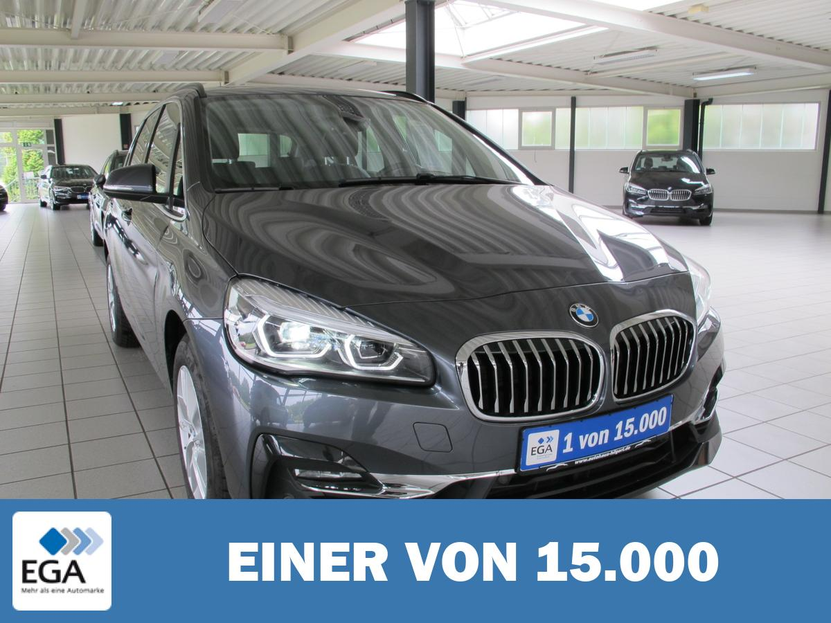 BMW 218 Active TourerLuxury Line,AHK,Pano. Dach,Navi,Leder,PDC,