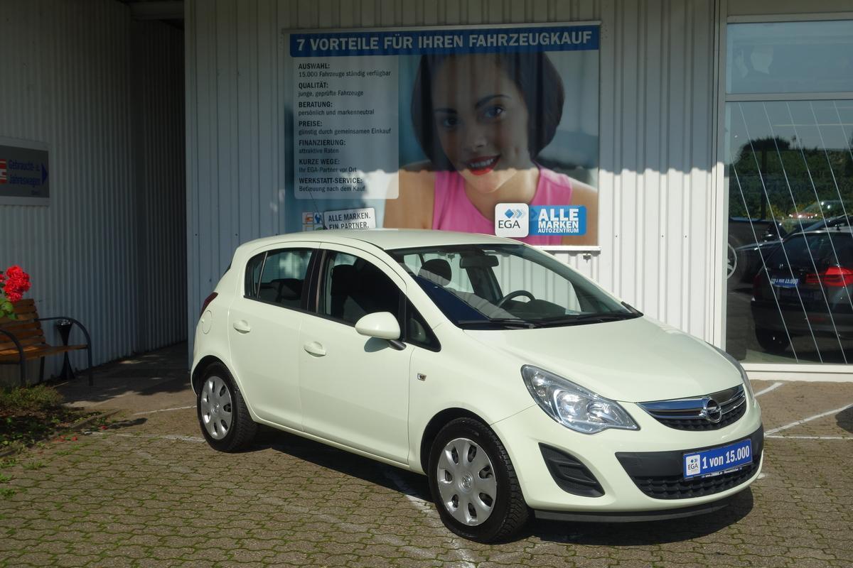 Opel Corsa D 1.2 Automatik*KLIMA*FLEXFIX*MP3*EFH*FB-ZV*ESP*SERVO*