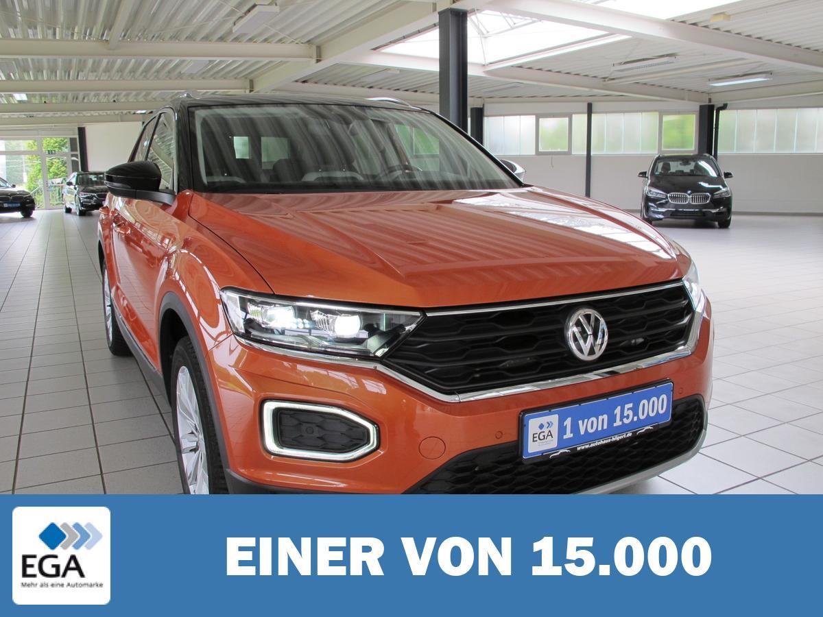 Volkswagen T-Roc 2.0 TSI Sport 4Motion,DSG,Navi.LED,PDC,Pano.,Sitzh.