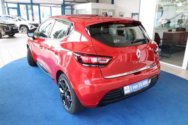 Renault Clio IV 1.2 TCe Intens Aut. Navi LED NAVI SHZG
