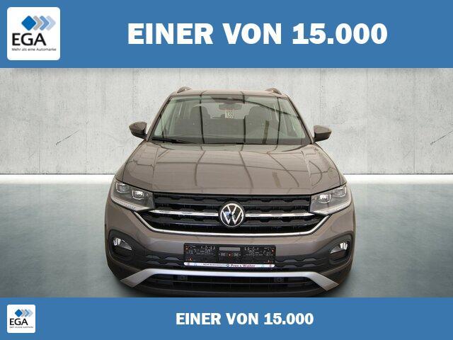 VW T-Cross 1.5 TSI OPF 7-DSG Life Plus LED+ALARM