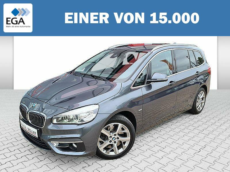 BMW 220i Gran Tourer Luxury Line|Sport-Aut.|AHK|LED