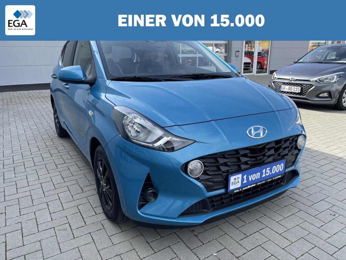 Hyundai i10 1.2 MPI*Sitzhzg*Carplay Navi*Tempomat*Bluetooth*