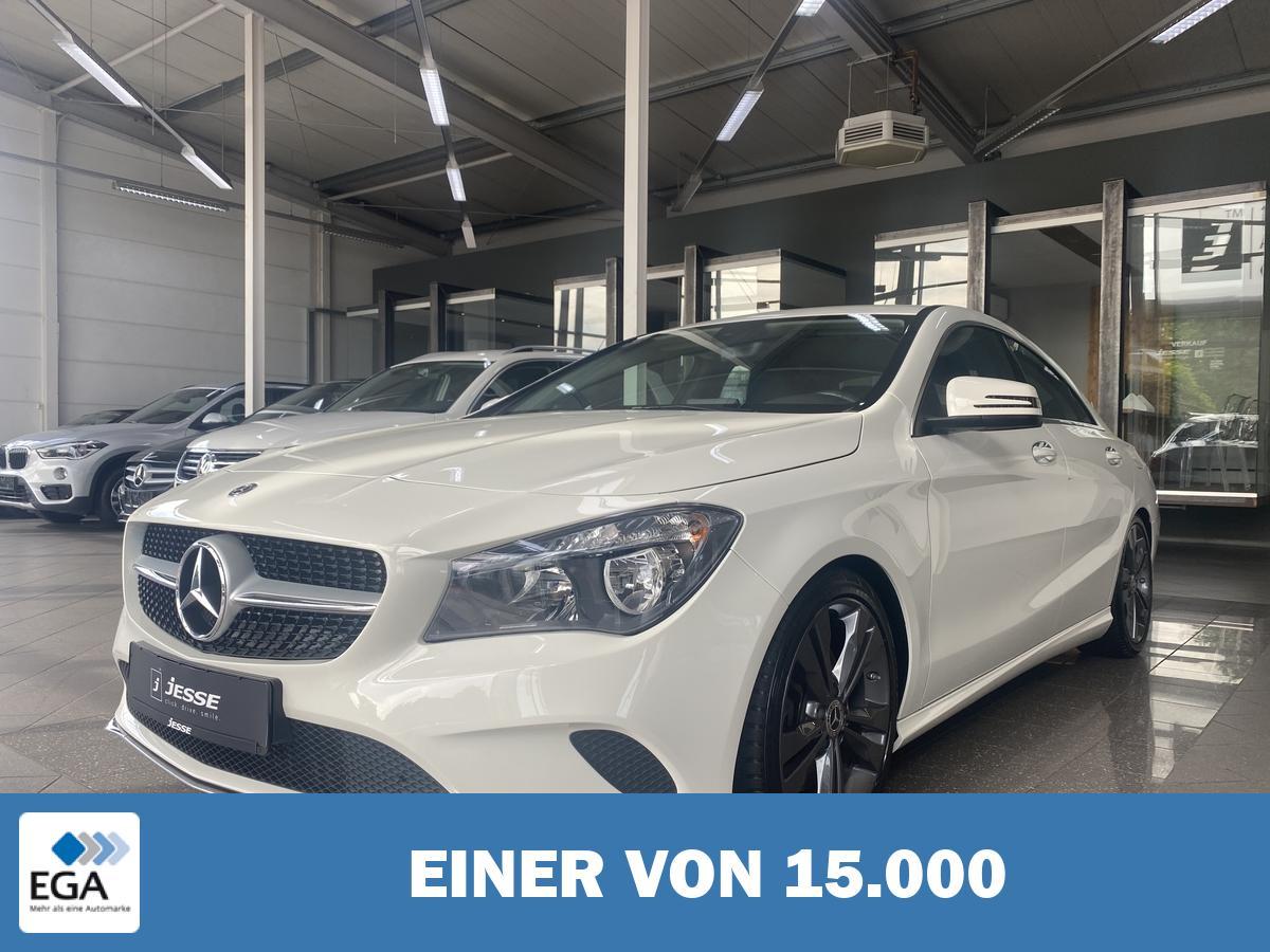 Mercedes-Benz CLA 250 Urban 7G-Tronic Tempomat Start/Stop EU6
