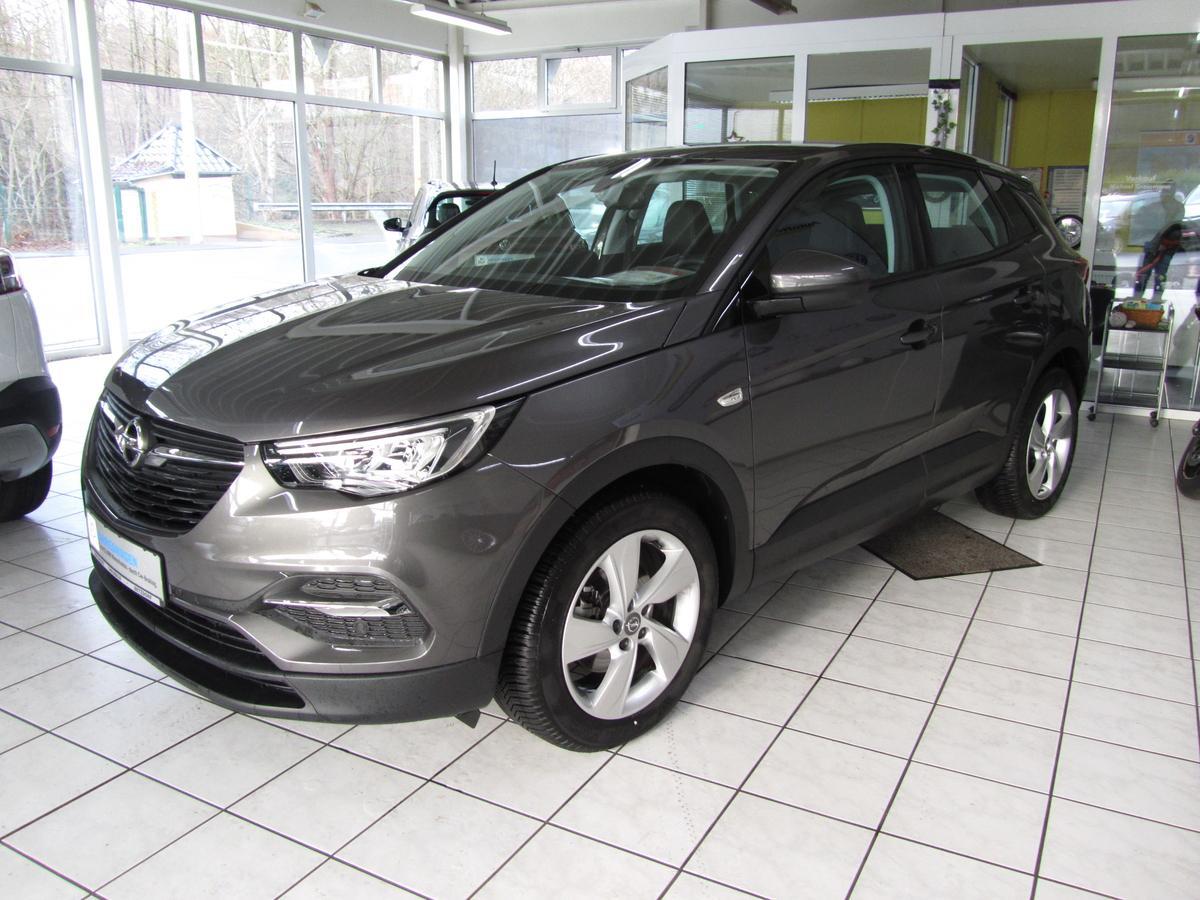 Opel Grandland X Edition 1.2 Turbo +Navi+Grip&Go+Winter Paket