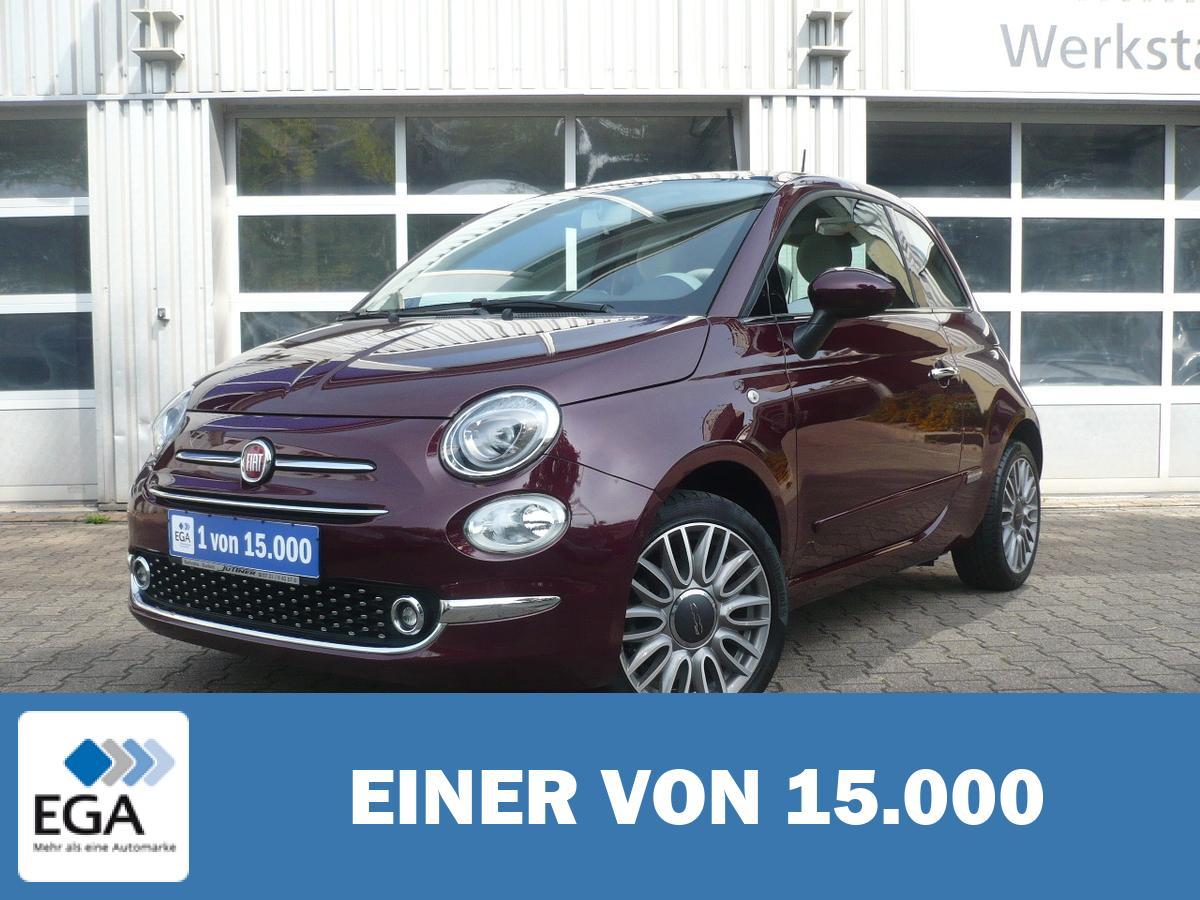 Fiat 500 1.2 8V Lounge - Klimaaut./ Nebelsch./ Freispr.