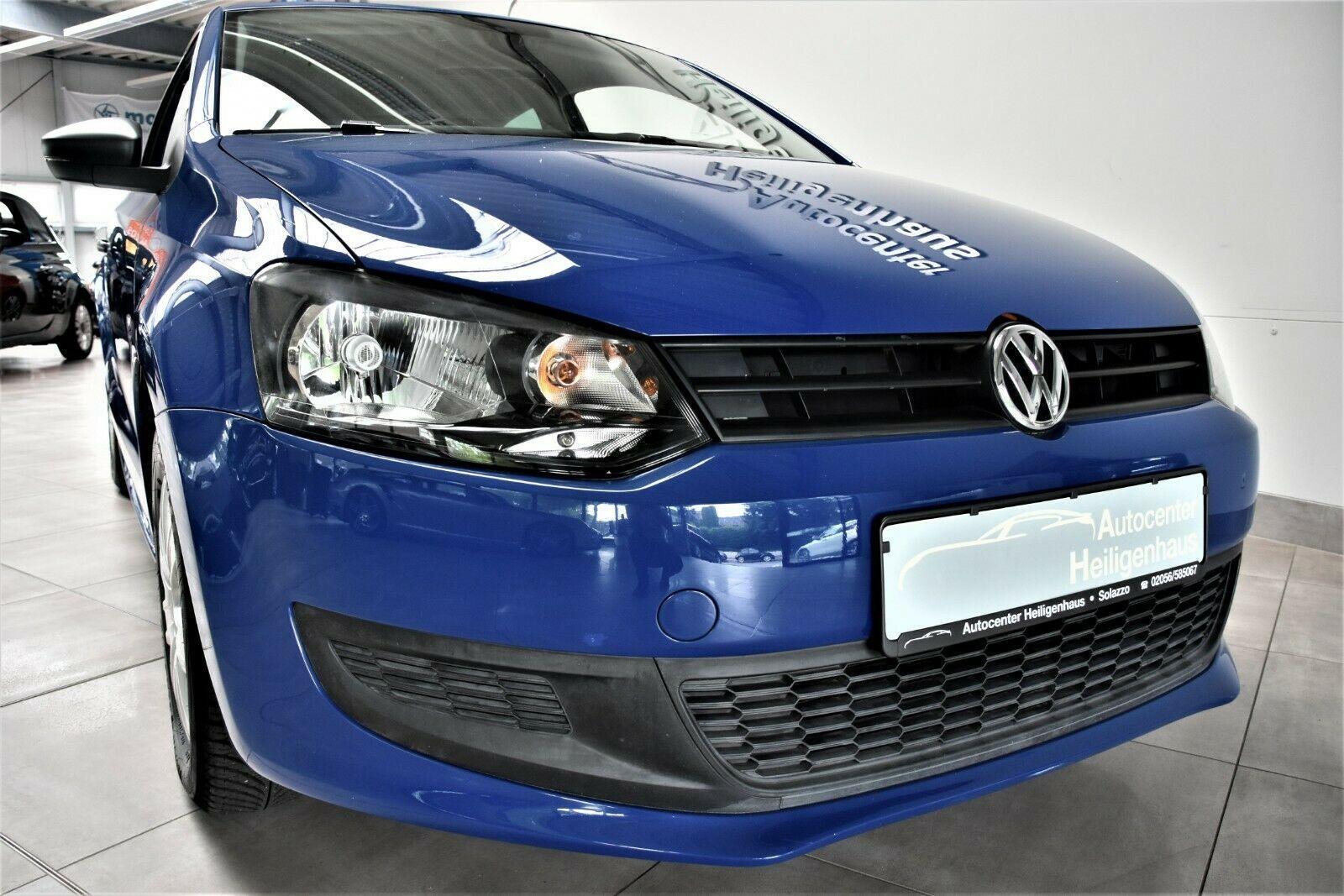 VW Polo V 1.2 Klima Navi Kamera Allwetter Tempomat